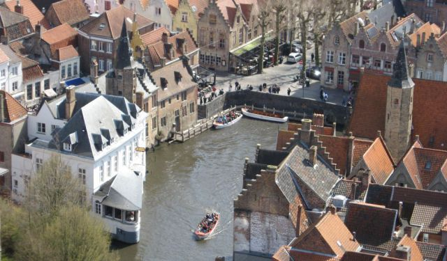 A Perfect Day in Bruges (April 2015)