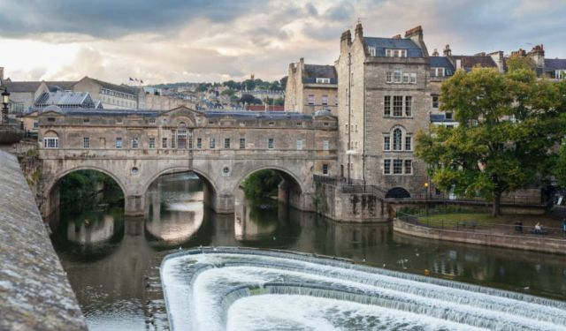 24h in Bath, among Ancient Rome and English Literature