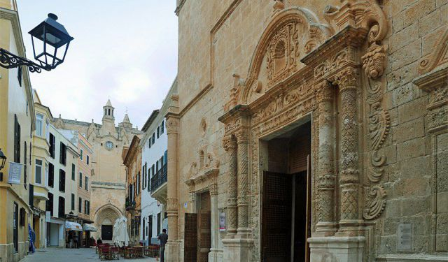 A Walk through Time in Ciutadella
