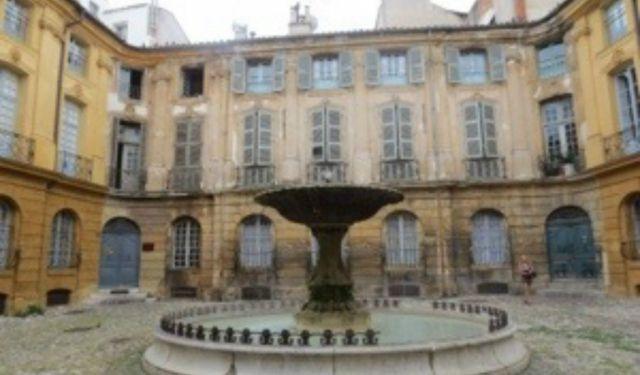 Art and food in aix en provence for Aix en provence cuisine