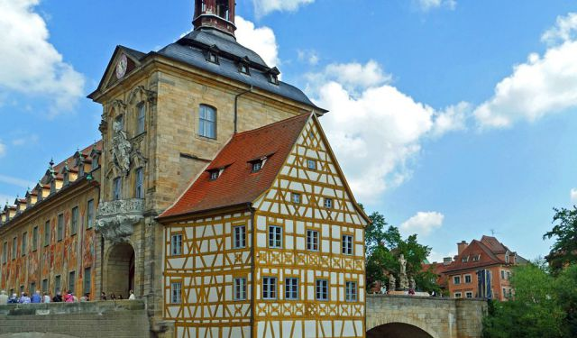 A Walking Tour of the UNESCO Highlights of Bamberg