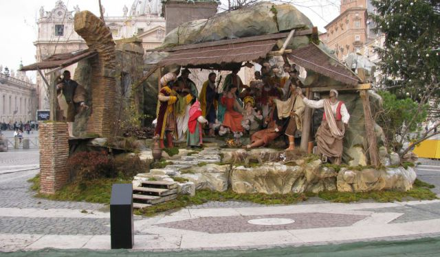 Christmas in Roma! – Rome Part 2