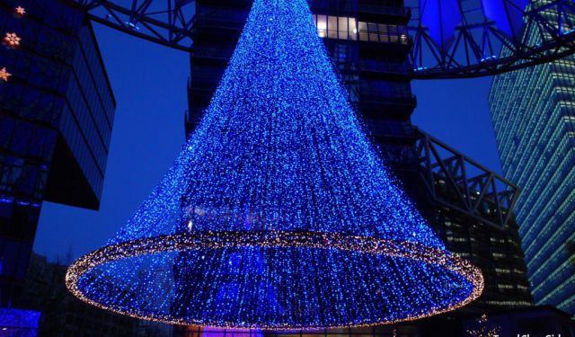 Winter World | Potsdamer Platz Christmas Market: Berlin