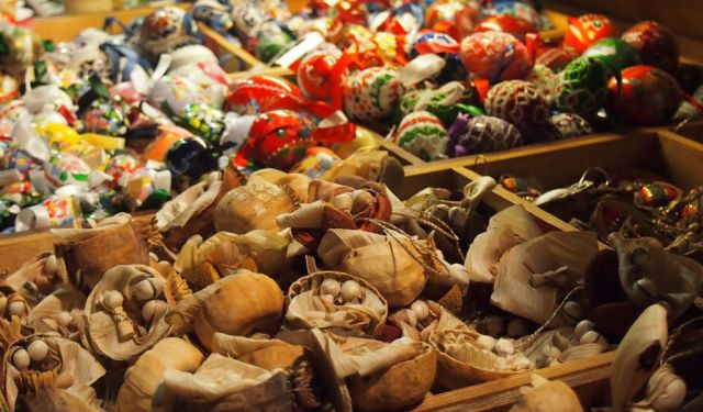 Visiting the Christmas Markets in Budapest, Hungary