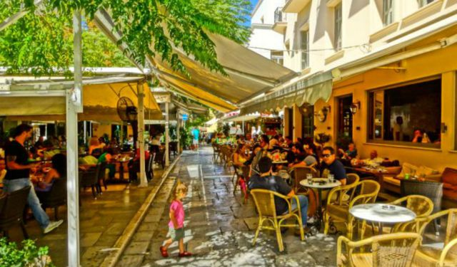 Athens: The Plaka - Part I
