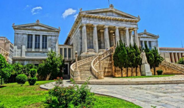 A Walk Around Athens - Part I