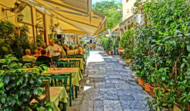 Athens: The Plaka - Part II