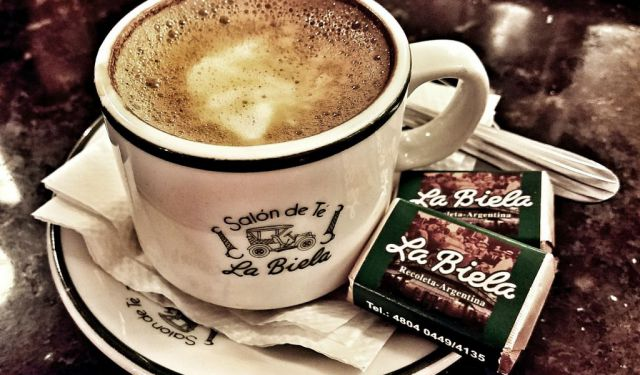 Top 10 Traditional Coffee Shops in Buenos Aires