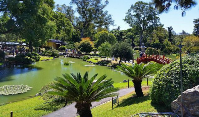 Parks of Buenos Aires