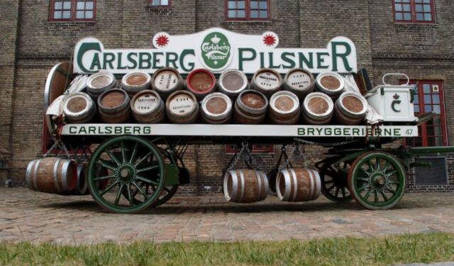 A Visit to the Carlsberg Brewery in Copenhagen