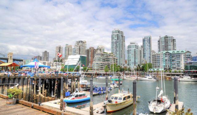 Cities on the Edge of Nature – Vancouver