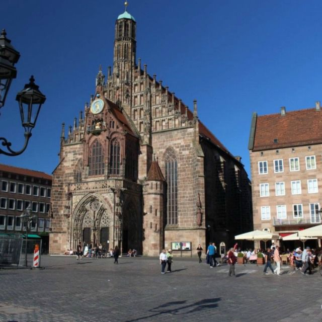 Self Guided Munich Walking Tour