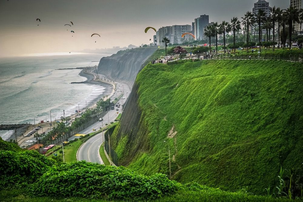Self Guided Walking Tour An Afternoon In Miraflores Lima