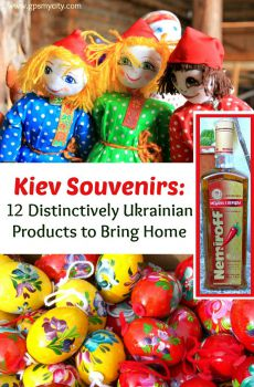 Traveler's Guide to Top Ukrainian Gifts from Kiev