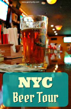 NYC Beer Tour