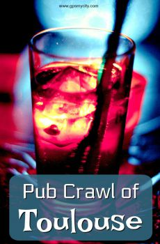 Pub Crawl of Toulouse