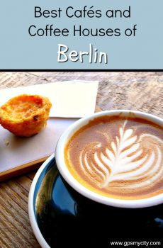 Best Cafés and Coffee Houses of Berlin