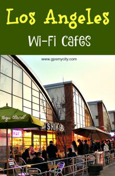 Los Angeles Wi-Fi Cafes