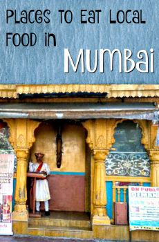 Places to Eat Local Food in Mumbai