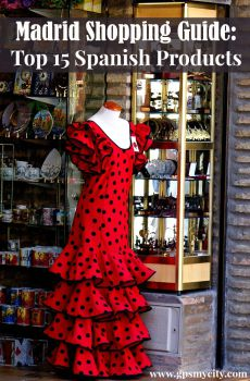 Madrid Souvenir Shopping Guide: Top 15 Spanish Products