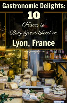 10 Places for Food Delights in Lyon
