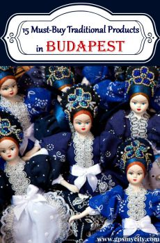 15 Must-Buy Traditional Products in Budapest