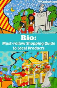 Rio: Must-Follow Shopping Guide to Local Products
