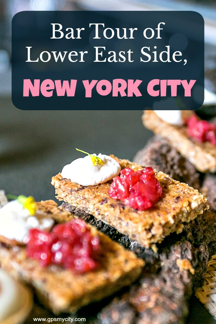 Bar Tour Of Lower East Side, New York City