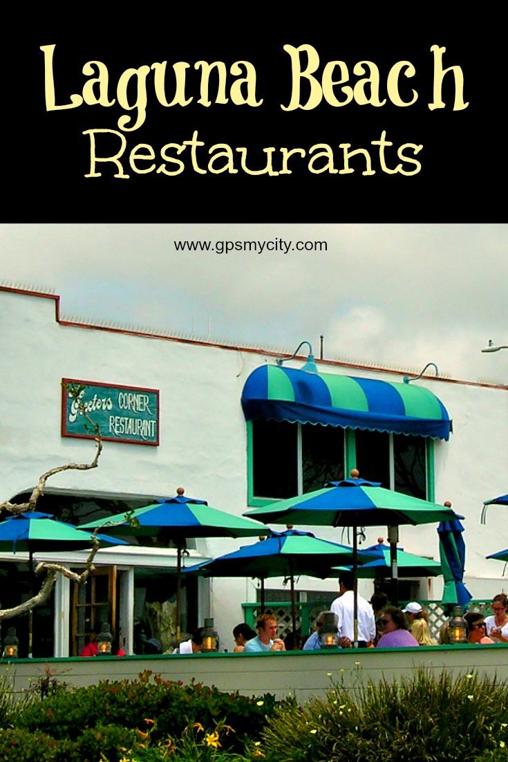 Laguna Beach Pizza Restaurants