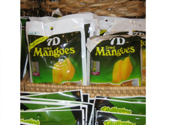 Dried Mangos (Already Sealed in Vacuum Packs)