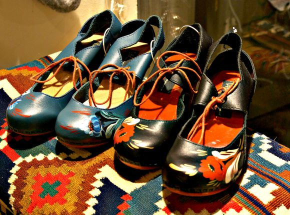 Swedish Handmade Clogs - Making Your Feet Dance