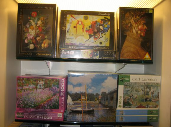 Jigsaw Puzzles of National Gallery Paintings