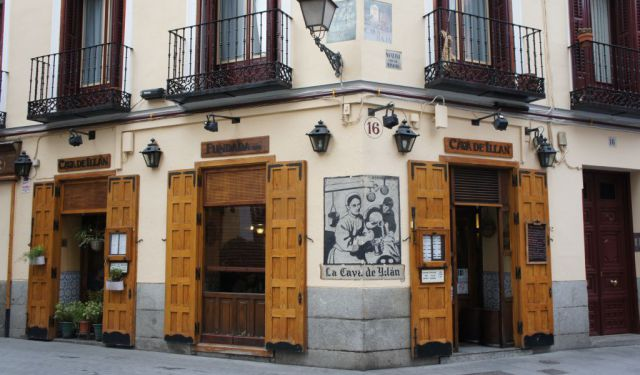 Madrid´s Latin Quarter Tapas
