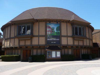 San Diego Old Globe Theater Tours