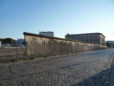The Wall at Niederkirchnerstraße