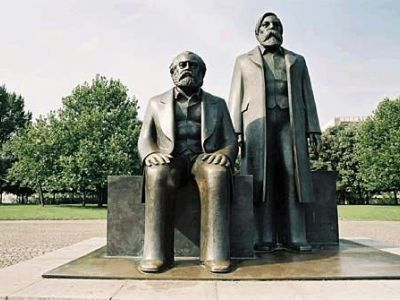 Marx and Engels Forum