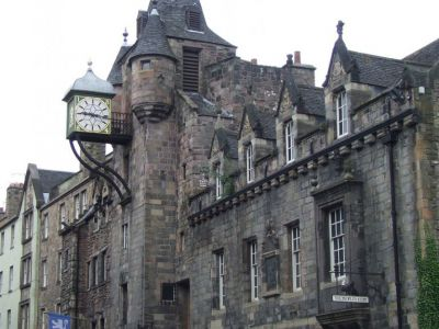Canongate Tolbooth – The People's Story