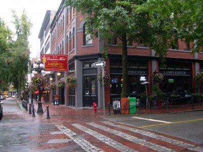 Vancouver Gastown Vancouver