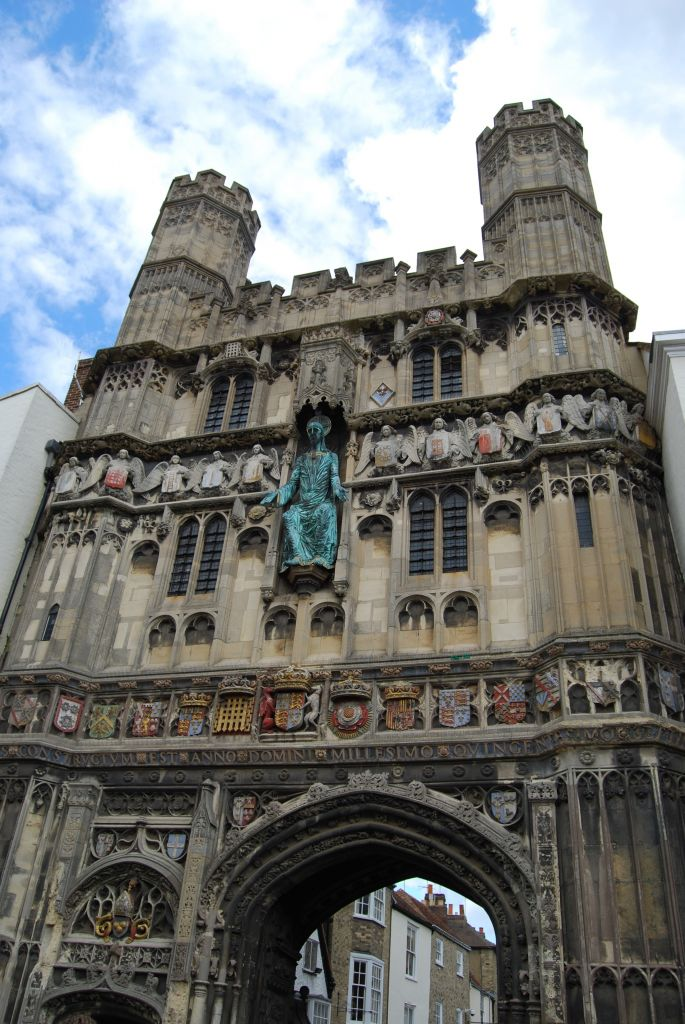 Historic Canterbury Canterbury