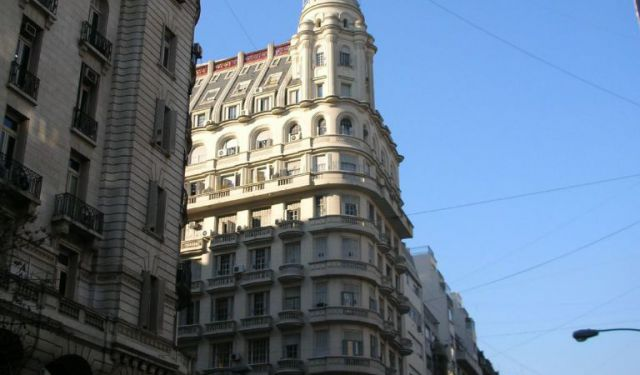 Avenidas Santa Fe and Callao Shopping