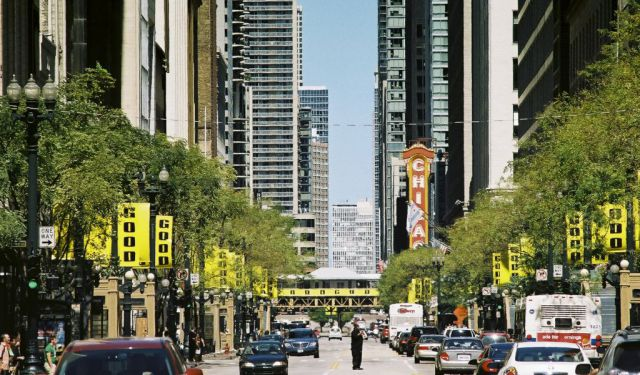 The Loop Shopping Walk, Chicago