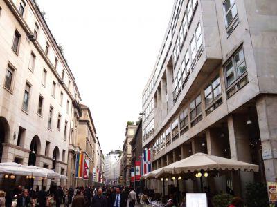 Corso buenos aires duomo shopping milan italy for Corner via del corso roma
