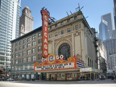 State Street, Chicago Theatre