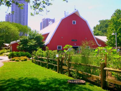 Lincoln Park Zoo, Farm-in-a-Zoo