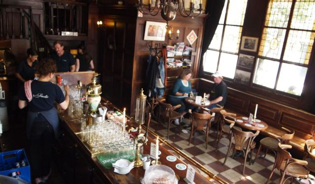 Amsterdam's Oldest Pubs