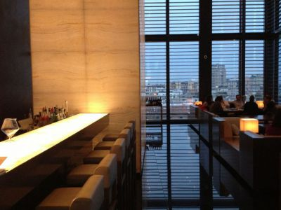 Armani Lounge/Bamboo Bar