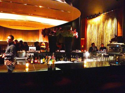 Il Ristorante & Il Bar at the Bulgari Hotel