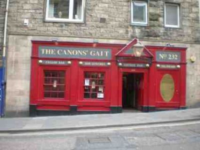 The Canons' Gait