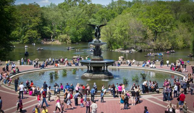 New York's Central Park Walking Tour