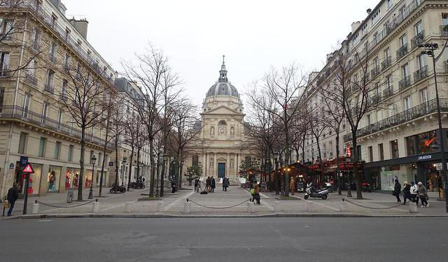Panthéon (5th Arr) Walk